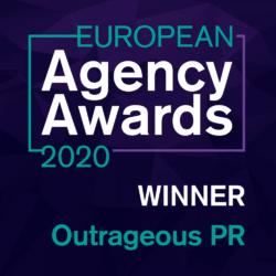 European Agency Awards 2020 Winner